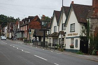 Seal, Kent - Image: The Kentish Yeoman, Seal geograph.org.uk 908231