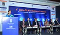 The Minister of State for Commerce & Industry (Independent Charge), Smt. Nirmala Sitharaman addressing at the 4th India-CLMV Business Conclave, in Jaipur.jpg