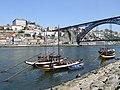 The River Douro and the Ponte de Luis I at Porto.jpg