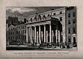 The Royal College of Surgeons, Lincoln's Inn Fields, London. Wellcome V0013488.jpg