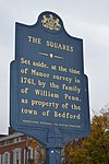 The Squares historical marker.jpg
