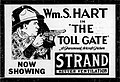 The Toll Gate (1920) - Ad 7.jpg