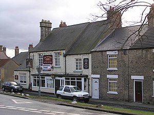 Witton-le-Wear - Image: The Victoria , School Street , Witton le Wear geograph.org.uk 306750
