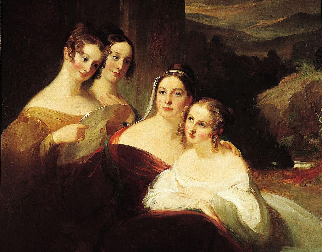 Сестры Уолш, Томас Салли.jpg
