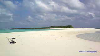 Vashafaru (Haa Alif Atoll) island in Thiladhunmathi Atoll, Maldives