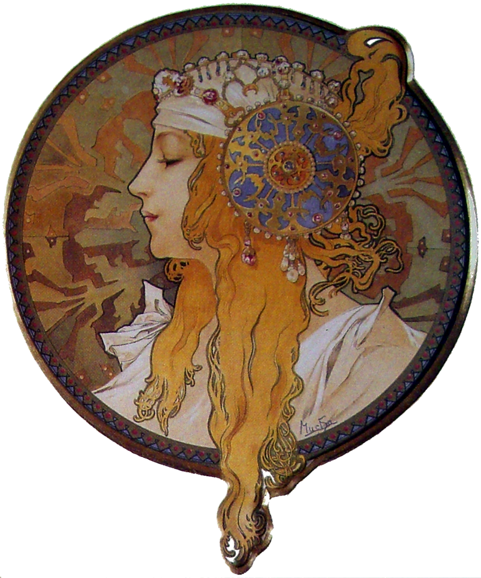 The blonde 1897