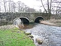 The bridge at Little Blencow, Greystoke Civil Parish - geograph.org.uk - 1168860.jpg