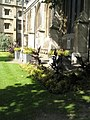 The churchyard at St Sepulchre without Newgate - geograph.org.uk - 966816.jpg