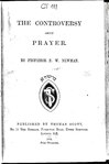 The controversy about prayer.pdf