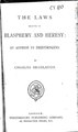 The laws relating to blasphemy and heresy.pdf