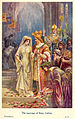 The marriage of King Arthur by Lancelot Speed.jpg
