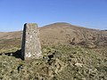 The trig point on Wee Queensberry - geograph.org.uk - 377359.jpg