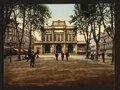 Theatre and promenade, Béziers, France-LCCN2001697582.tif