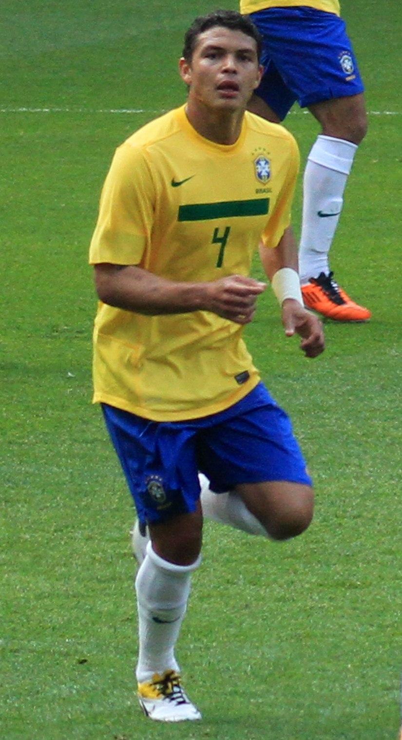 Thiago Silva - Brazil 2011