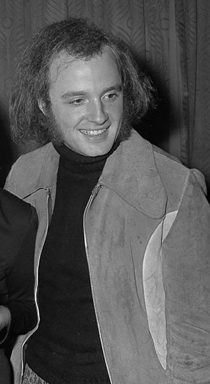 Focus (band) - Thijs van Leer, the founding member of Focus, in 1971