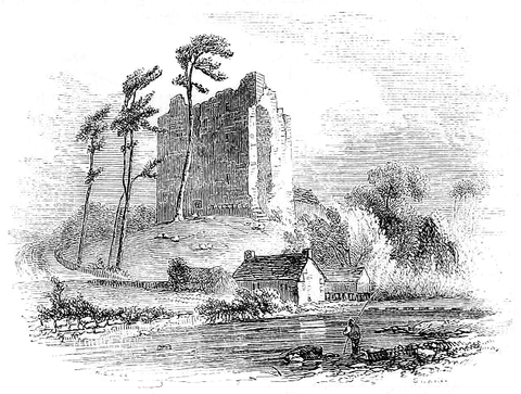 Thirlwall Castle - Henry George Hine.png