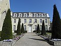 Thouars (79) Abbaye Saint-Laon - Palais abbatial 01.jpg