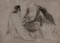 Three Sages and Lotuses by Sesso (Boston).png
