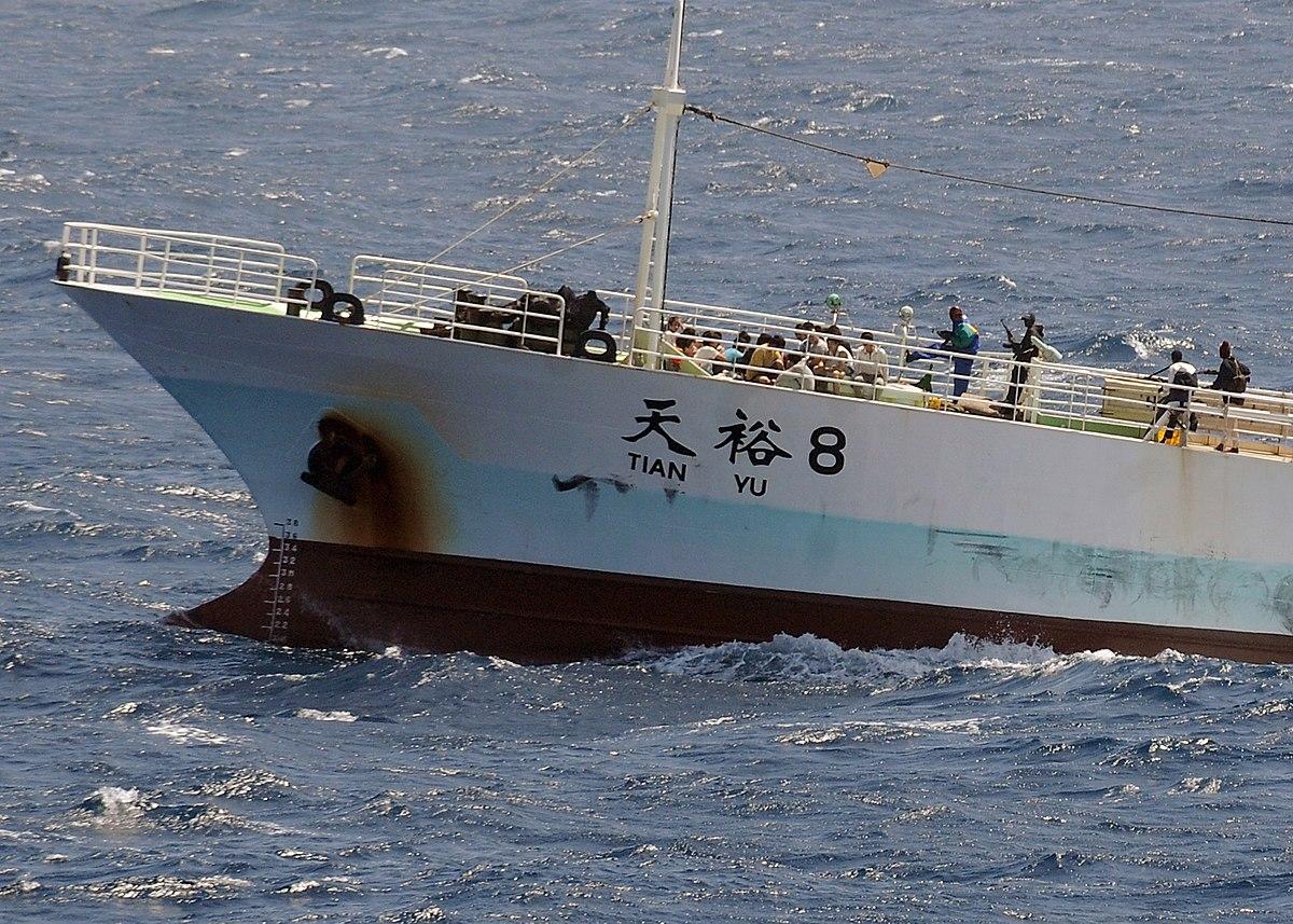 Hervorragend Piraterie vor der Küste Somalias – Wikipedia KI99