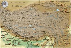 Tibet Karte Topograpisch.png