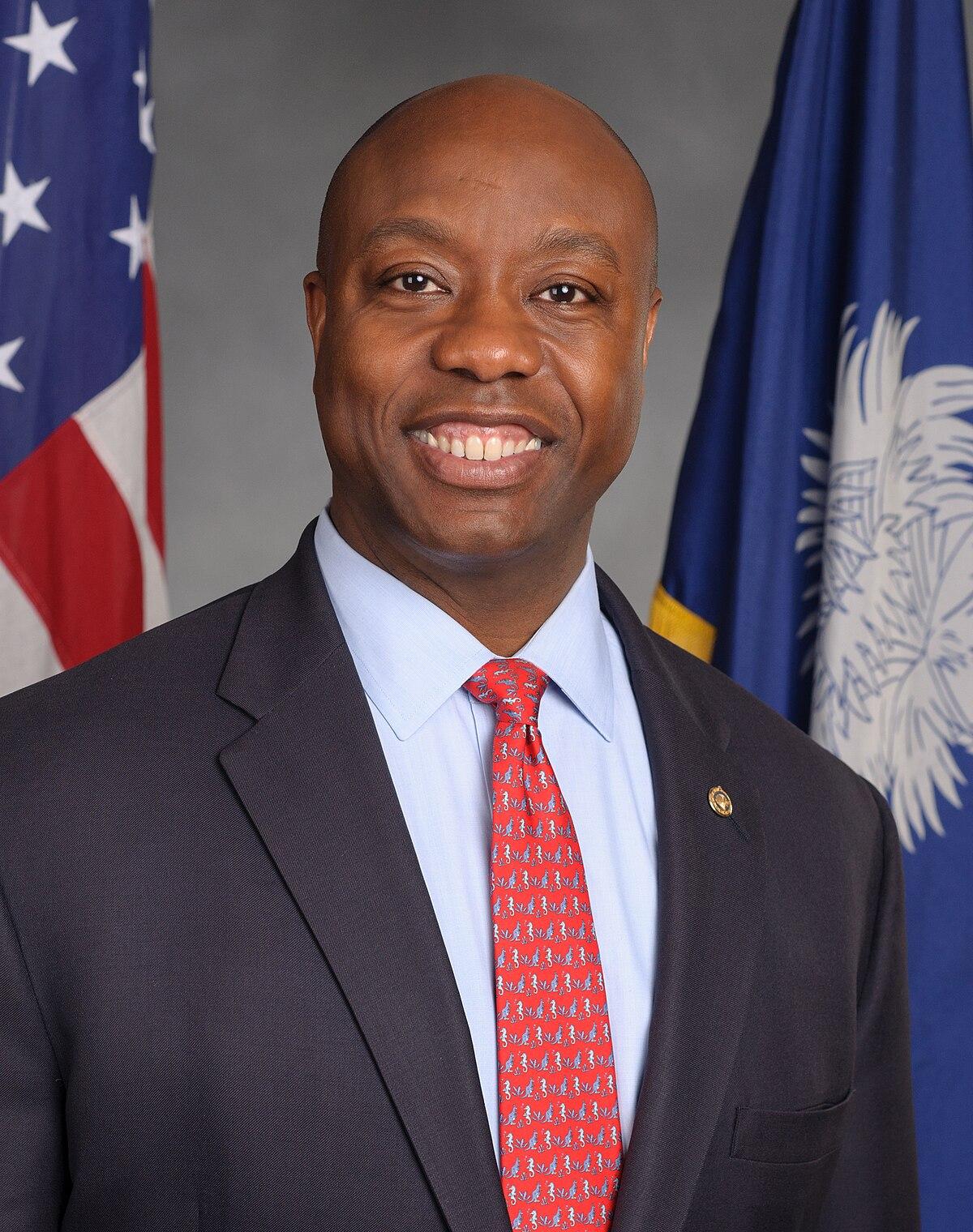Tim Scott, official portrait, 113th Congress.jpg