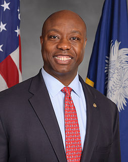 Tim Scott United States Senator from South Carolina