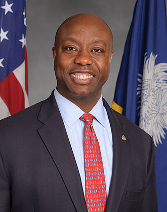 Tim Scott - Image: Tim Scott, official portrait, 113th Congress
