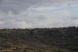 Skyline of  Tinnura