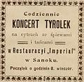 Tiroler Lieder - Tyrolki, Sanok.jpg