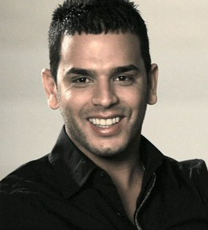Héctor & Tito - One half of the duo, Tito El Bambino in January 2011.