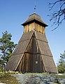 Tjäby kyrka klockstapel - panoramio.jpg