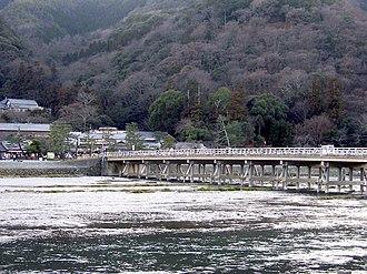 Arashiyama - Togetsukyō