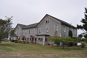English: Tokeland Hotel, Tokeland, Washington,...