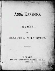 Leo Tolstoj: Anna Karenina