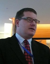 Tom Bentley, Policy Network, March 27 2009, detail.jpg