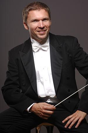 Tomasz Golka - Conductor/composer Tomasz Golka