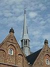 torentje op de grote kerk te leeuwarden