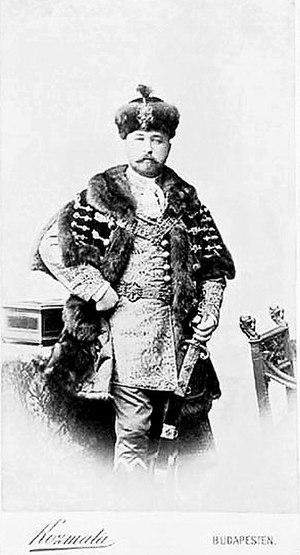 József Törley - József Törley in the late 19th century