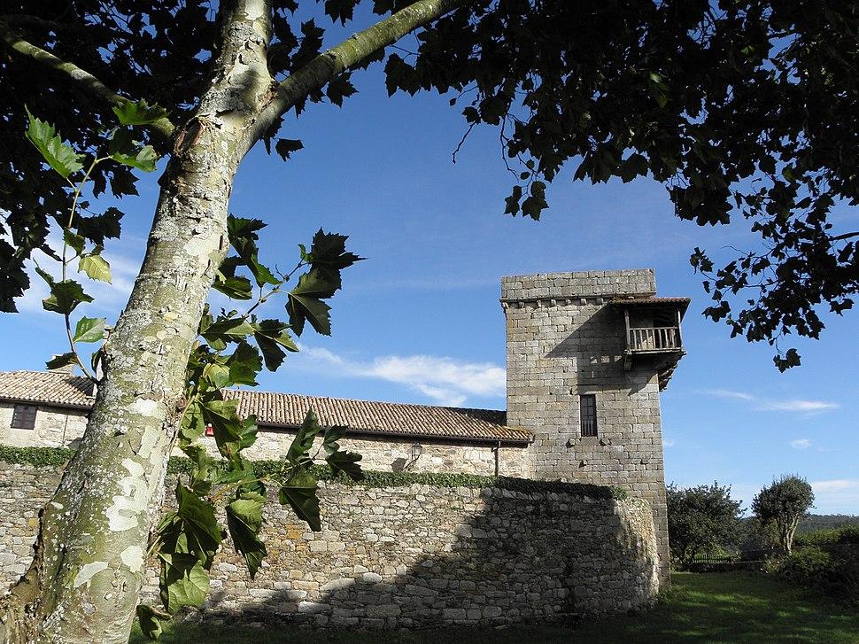 Torres de Mens, Malpica de Bergantiños