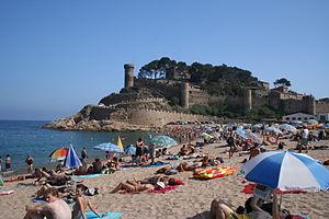 Особенности организации пляжного туризма в испании.