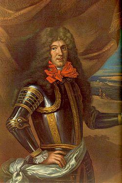 Portrait du comte de Tourville