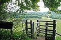 Towards Lower Vicar's Farm - geograph.org.uk - 1435154.jpg
