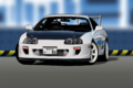 Toyota Supra by me-myself.png