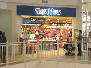 "Toys ""R"" Us - Toys ""R"" Us store in Angeles City, Philippines"