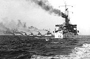 Tr great white fleet from photo nh100349 USS Connecticut 1907