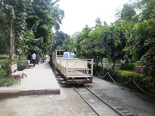 Tram Forest Park Changa Manga - panoramio