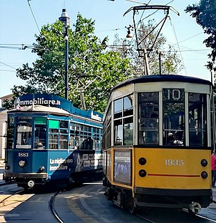 Tram and light rail transit systems