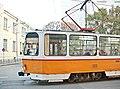 Tramway in Sofia in Alabin Street 2012 PD 007.jpg