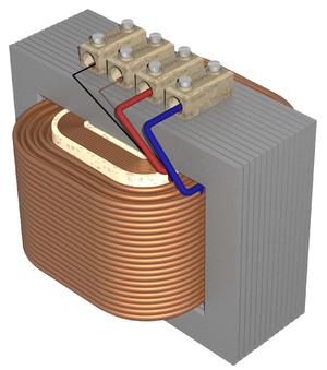 power transformer high to low voltage v1.01