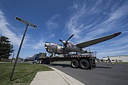 Transporting P-38 Lightning Pudgy 150413-F-CJ433-004.jpg